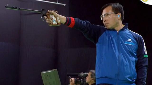 Hoàng Xuân Vinh gây thất vọng lớn, không thể vượt qua vòng loại tại Asiad 2018
