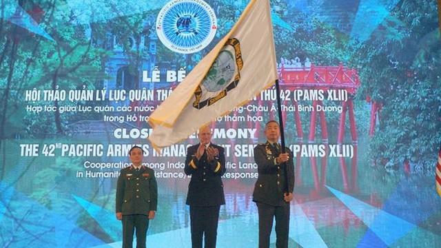Tư lệnh Lục quân Thái Bình Dương Hoa Kỳ: Việt Nam đã hoàn thành tốt việc chủ trì PAMS-42