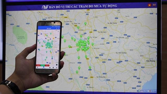 Hệ thống camera cảnh báo ngập úng ở Hà Nội thông minh đến mức nào?