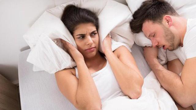 Ngáy khi ngủ: Coi chừng bạn đã mắc căn bệnh nguy hiểm của thời đại