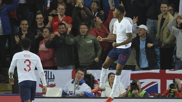 Thi nhau lập công, Rashford và Lukaku đem lại niềm tin cho Mourinho giữa cơn giông bão