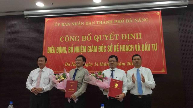 Đà Nẵng có tân Giám đốc Sở KH&ĐT