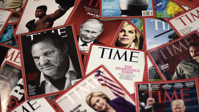 Tạp chí danh tiếng Time vừa được bán cho 1 cặp vợ chồng tỷ phú với giá 190 triệu USD, kết thúc kỷ nguyên gần 100 năm