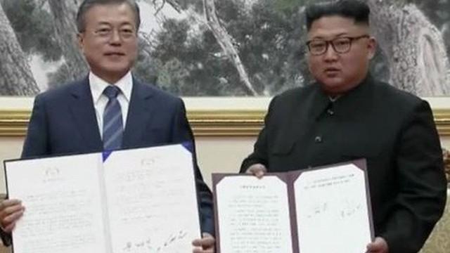 Tổng thống Hàn Quốc hé lộ nhiều chi tiết quan trọng về tuyên bố chung