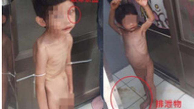 Đến nhà chồng cũ thăm con, người phụ nữ suýt ngất trước cảnh tượng khủng khiếp của con trai 3 tuổi ngay tại ban công trước cửa nhà