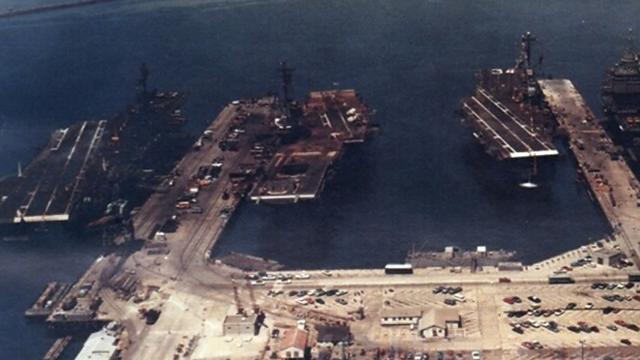 """Lo ngại về """"bí ẩn"""" trong căn cứ hải quân cũ ở California"""