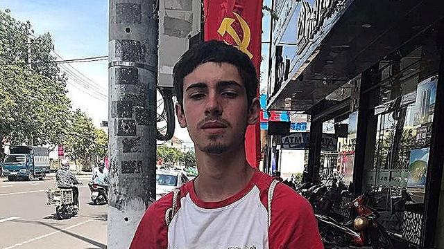 Đã tìm thấy chàng trai Tây Ban Nha mất tích 3 ngày qua