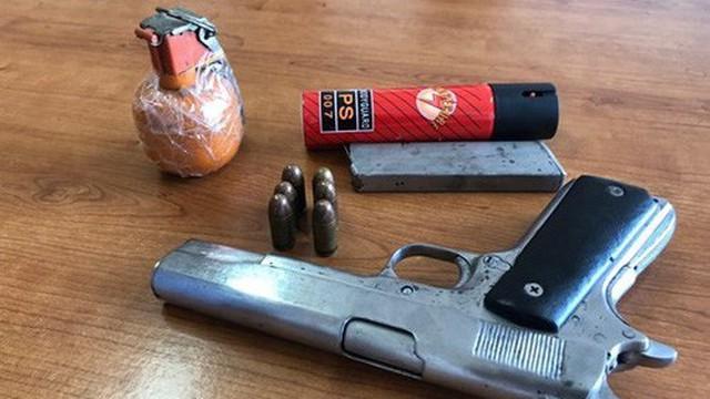 Khoảnh khắc quyết định, chặn ý đồ dùng lựu đạn và súng chống trả của 'ông trùm' ma túy