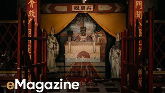 Phá cửa địa ngục xá tội vong nhân tại đạo quán độc nhất vô nhị ở Chợ Lớn Sài Gòn