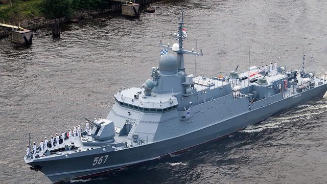"""Nga tung ra phiên bản mới của radar trên tàu Hải quân Việt Nam: """"Nhỏ mà có võ"""""""