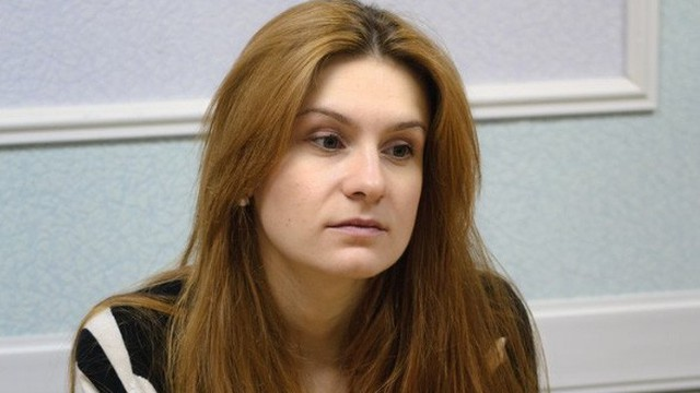 Mỹ quyết không thả nữ công dân Nga bị cáo buộc làm gián điệp