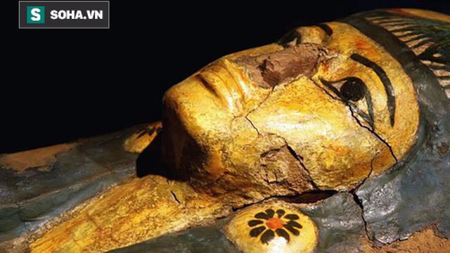 Giải mã bí mật trong quan tài chứa xác ướp thời Ai Cập cổ đại nhờ công nghệ mới của Anh