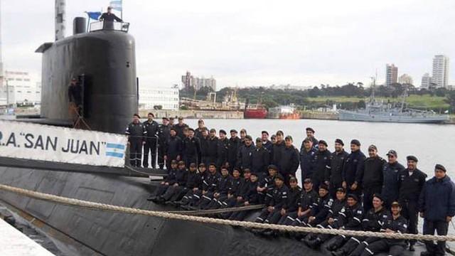 Thân nhân thủy thủ tàu ngầm Argentina cầu cứu Tổng thống Putin
