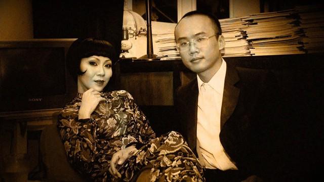 Trác Thúy Miêu nói về chồng kém 8 tuổi: Tôi đã qua tuổi giận hờn còn chồng chỉ là con nít