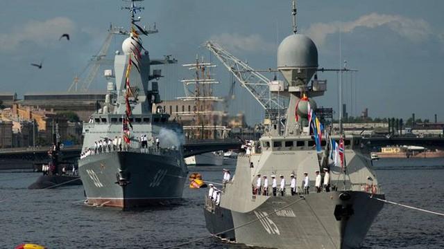 Nga lý giải việc gia tăng sức mạnh Hải quân Liên bang