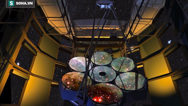 Tiết lộ dự án kính thiên văn lớn nhất thế giới: Một thấu kính trị giá 20 triệu đô!