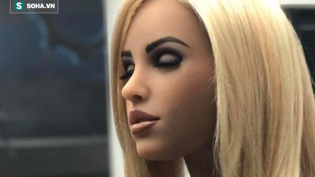 """Kết quả """"thảm hại"""" của robot nữ Harmony trong đợt bán ra đầu tiên"""