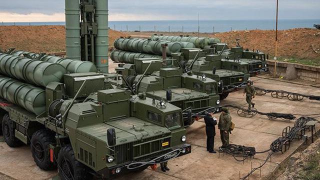 Nga đưa thêm 'rồng lửa' S-400 trực chiến ở Crimea