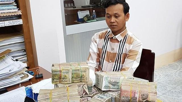 Tạm giữ nghi phạm nhập lậu lúa vào Việt Nam