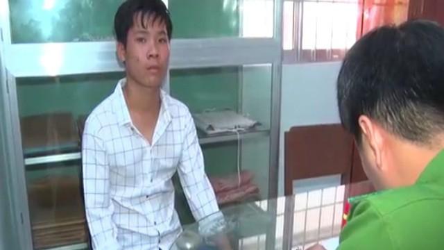 Xâm hại bé gái 8 tuổi trong nhà vệ sinh của chùa