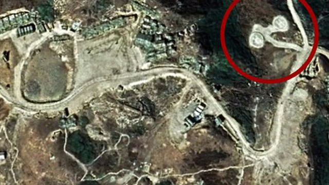 Ảnh vệ tinh lộ cơ sở quân sự Trung Quốc xây gần khu vực tranh chấp với Ấn Độ