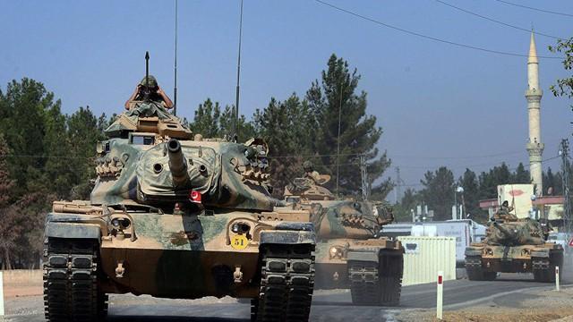 Thẳng tay loại Mỹ, không ngại dìm Afrin trong biển lửa, Thổ Nhĩ Kỳ thực sự toan tính gì?