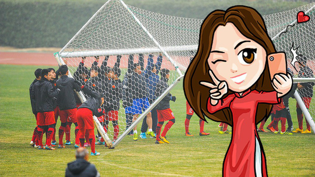 Lá thư của một fan nữ đòi cưới toàn bộ tuyển thủ U23 Việt Nam