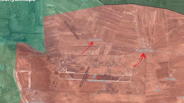QĐ Syria đánh đông dẹp bắc ở căn cứ Abu Duhour: Phiến quân thua tan tác