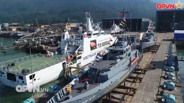 TCT Sông Thu đóng mới... 60 tàu hiện đại cho an ninh quốc phòng và xuất khẩu