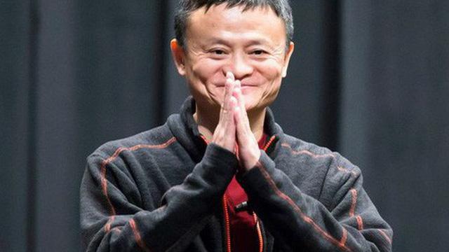 Jack Ma được kết nạp đảng