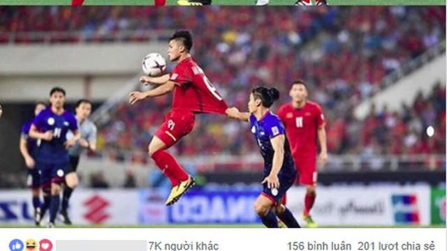 """Khoảnh khắc Quang Hải bị cầu thủ Philippines kéo áo được chia sẻ mạnh, nhưng bài tập """"tiên tri"""" của thầy Park mới gây chú ý"""