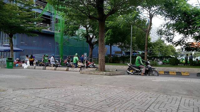 Công an sẽ vào cuộc vụ 'GrabBike chặt chém ở Tân Sơn Nhất'