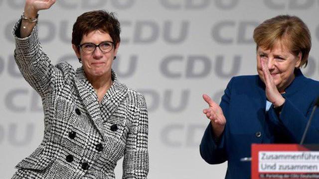 Nước Đức có phiên bản Merkel 2.0