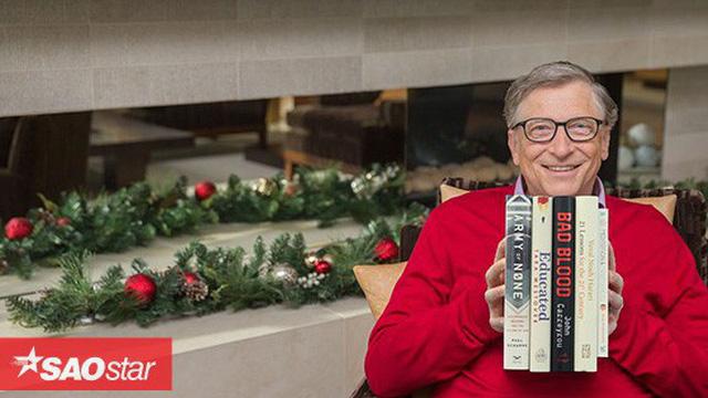 Đây là 5 cuốn sách Bill Gates tâm đắc nhất trong năm 2018