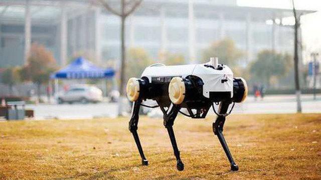 Trung Quốc cái gì cũng làm được, kể cả phiên bản y hệt như robot chó SpotMini của Boston Dynamics
