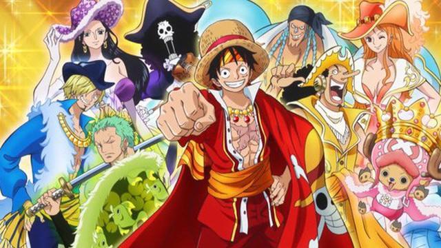 17 câu chuyện thú vị ít người để ý về trang tiêu đề của One Piece (Phần 1)