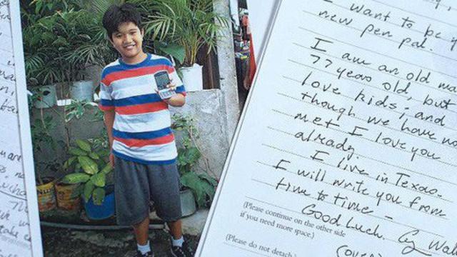 Hé lộ những lá thư cảm động giữa cố Tổng thống Bush với cậu bé Philippines từng được an ninh Mỹ giữ kín
