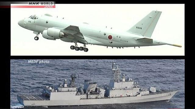 Hàn Quốc nói gì về cáo buộc nhắm bắn máy bay Nhật?