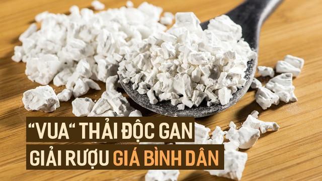 """Loại củ dân dã ở chợ Việt được ví là """"lương dược"""": Giải độc gan, giải rượu, giảm đường máu"""