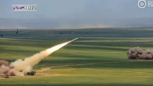 Lộ căn cứ ngầm của lữ đoàn tên lửa mặt đất quân đội Trung Quốc