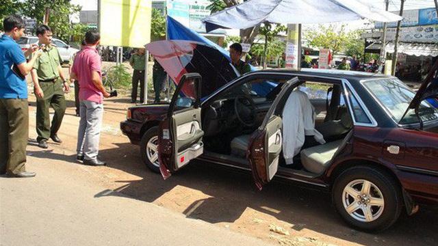 Thông tin bất ngờ vụ ô tô của cán bộ kiểm lâm nghi bị đặt mìn khi dự đám tang