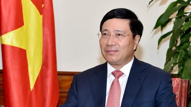 """Phó Thủ tướng Phạm Bình Minh: """"Tôi không bỏ trận bóng nào của đội tuyển Việt Nam"""""""
