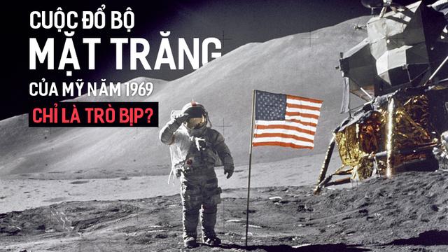 """""""Trò bịp vĩ đại của người Mỹ"""" suốt 50 năm: Nga quyết tâm đổ bộ Mặt Trăng làm rõ trắng đen"""