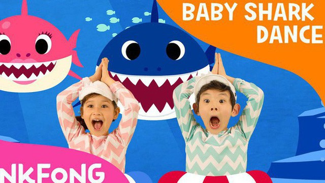 """""""Baby shark, doo doo doo doo..."""" - Bài hát 2 tỷ lượt xem vừa cứu sống một công ty Hàn Quốc"""