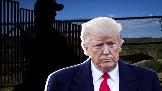 """Đặc vụ Mỹ vô tình vạch trần """"bằng chứng lỏng lẻo"""" của ông Trump về cái cớ xây tường biên giới"""