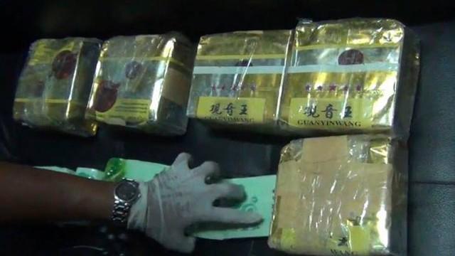 Triệt phá đường dây buôn bán ma túy cực lớn, thu giữ gần 40kg ma túy ở Sài Gòn