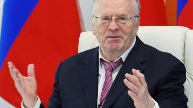 Ukraine định xử tù cựu Phó Chủ tịch Quốc hội Nga Vladimir Zhirinovsky