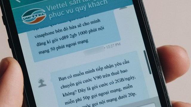 """Người Việt kháo nhau gọi tổng đài Viettel """"doạ"""" đổi sang mạng khác để được hưởng gói cước ưu đãi"""