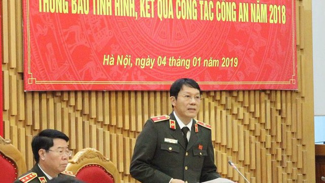Bộ Công an bác bỏ thông tin khởi tố ông Nguyễn Bắc Son