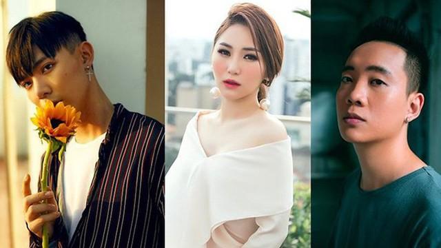 Hương Tràm cạnh tranh giải thưởng âm nhạc lớn với Erik, JustaTee